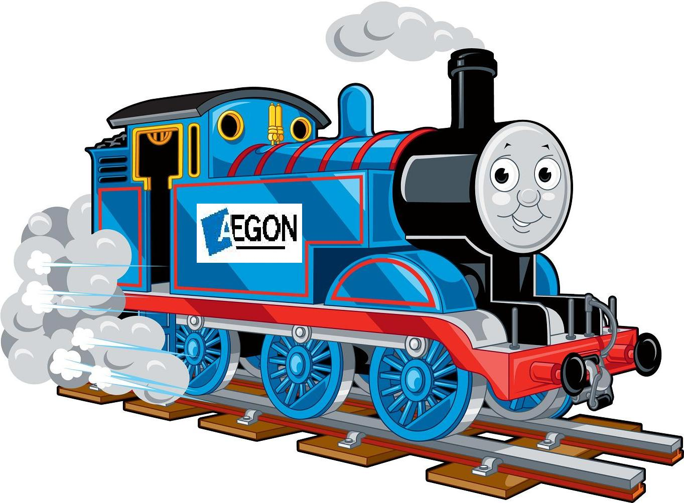 clip art thomas train - photo #25